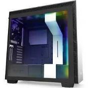 RRP £150 Boxed Nzxt H710I Premium Mid Tower Atx Case (Appraisals Available On Request) (Pictures For