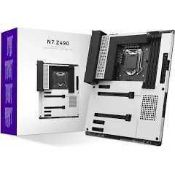 RRP £200 Boxed Nzxt N7Z490 Atx Motherboard (Appraisals Available On Request) (Pictures For