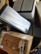(Jb) RRP £660 Pallet To Contain Large Assortment Of Household Goods To Include Bins, Scales And Part
