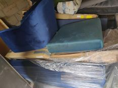 (Jb) RRP £500 Pallet To Contain Assorted Part Lot Swoon Made Sofas In Assorted Styles