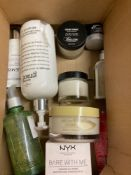 (Jb) RRP £250 Lot To Contain 10 Testers Of Assorted Premium Body Lotions, Shower Gels, Hand Wash And