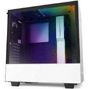 RRP £100 Boxed Nzxth510I Premium Compact Mid Tower Atx Case (Appraisals Available On Request) (