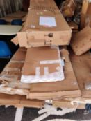 (Jb) RRP £400 Pallet To Contain Large Assortment Of Part Lot Wardrobe Doors