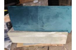 (Jb) RRP £500 Pallet To Contain Assorted Part Lot Swoon Made Sofas In Assorted Styles (Pictures