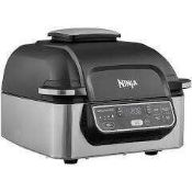 RRP £200 Unboxed Ninja Health Grill And Air Fryer (Appraisals Available On Request) (Pictures For