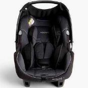 RRP £80 John Lewis And Partners Designer Car Seat (No Tag Id) (Appraisals Available On Request) (