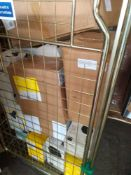 ✓RRP £1000 Cage Full Of Assorted John Lewis Ceiling And Wall Light And Lamps (Pictures For