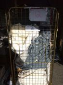 RRP £600 Cage To Contain Assorted John Lewis Roller Blinds And Fabrics