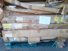 RRP £1000 Pallet To Contain Assorted Extending Dining Tables To Include Wessex