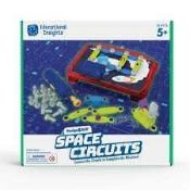 RRP £100 Lot To Contain 4 Boxed Educational Insights Design And Drill Space Circuits Childrens