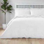 RRP£1500 Lot To Contain 30 Nectar White Duvets In Assorted Sizes (Unbagged)(Apprasials Are Available