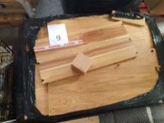 RRP£400 Pallet To Contain Part Lot Wardrobes(Apprasials Are Available On Request) (Pictures For