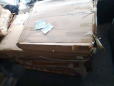 RRP£400 Pallet To Contain White Childrens Cotbeds(Apprasials Are Available On Request) (Pictures For