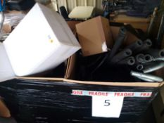 RRP£500 Pallet To Contain Assorted John Lewis Lighting And Outdoor Equipment(Apprasials Are