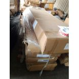 RRP £800 Pallet To Contain Part Lot Heals Blyth Wardrobes Oak(Apprasials Are Available On