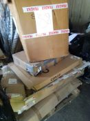 RRP £600 Pallet To Contain Part Lot Assorted Household Items To Include Tables,Sideboards And More