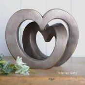 RRP £110 Boxed Frith Enduring Love Decorative Sculpture (402709) (Appraisals Are Available On
