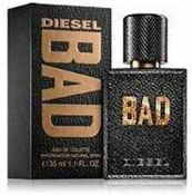 RRP £50 Boxed 50Ml Bottle Of Diesel Bad Eau De Perfume (210609) (Appraisals Are Available On
