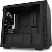 RRP £90 Boxed Nzxt H210 Mini Atx Computer Case (Appraisals Are Available On Request) (Pictures For