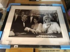 RRP £145 Framed Book Pase Lesels Funderball Casino Wallart Picture (307581) (Appraisals Are
