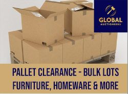 No Reserve - Pallet Clearance Sale! 29th October 2021