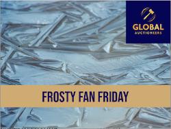 Frosty Fan Friday  - 29th October 2021