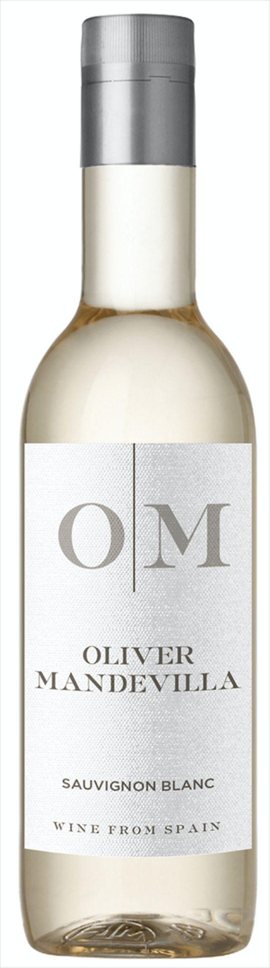 1 x Pallet of Oliver Mandevilla Sauvignon Blanc