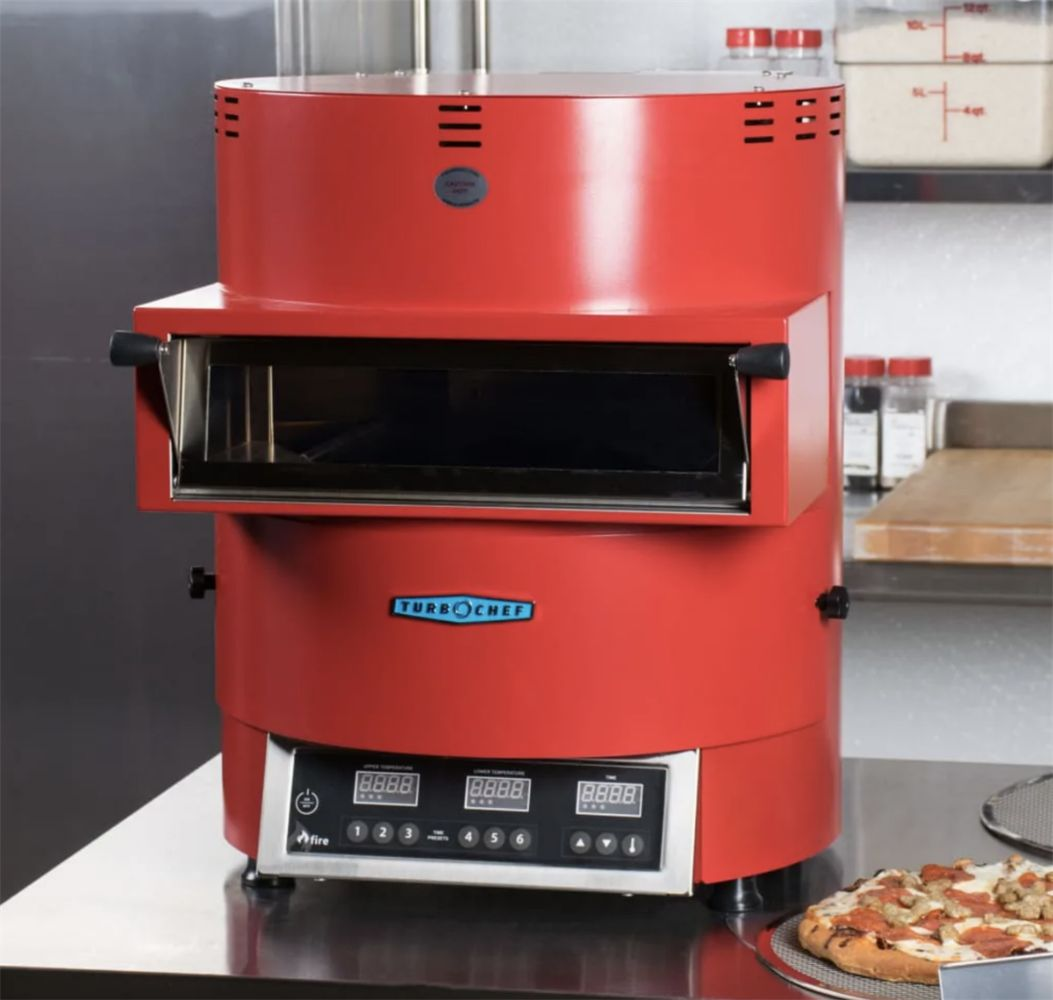 Excellent Selection of Turbochef Single Phase Fire Pizza Ovens   SHIPPING AVAILABLE