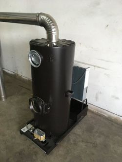 Excellent Selection of Surplus Ex-Military Deville Multi Fuel Heaters | Brand New Condition