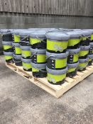 1x 10kg Tub VerMeister 2pak Wood flooring Adhesive