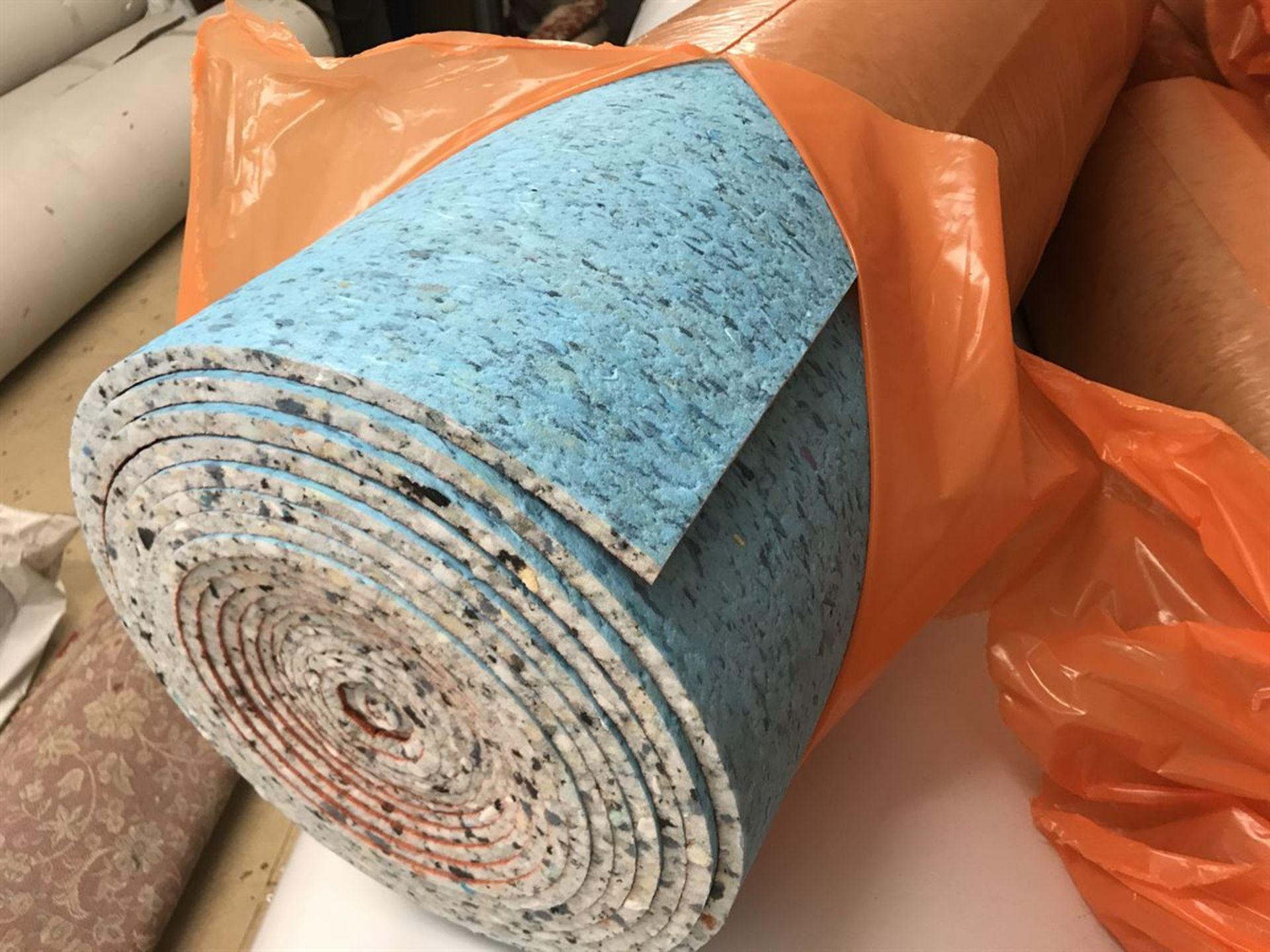 12.5mx4m Total 50m2 10mm PU Carpet Underlay