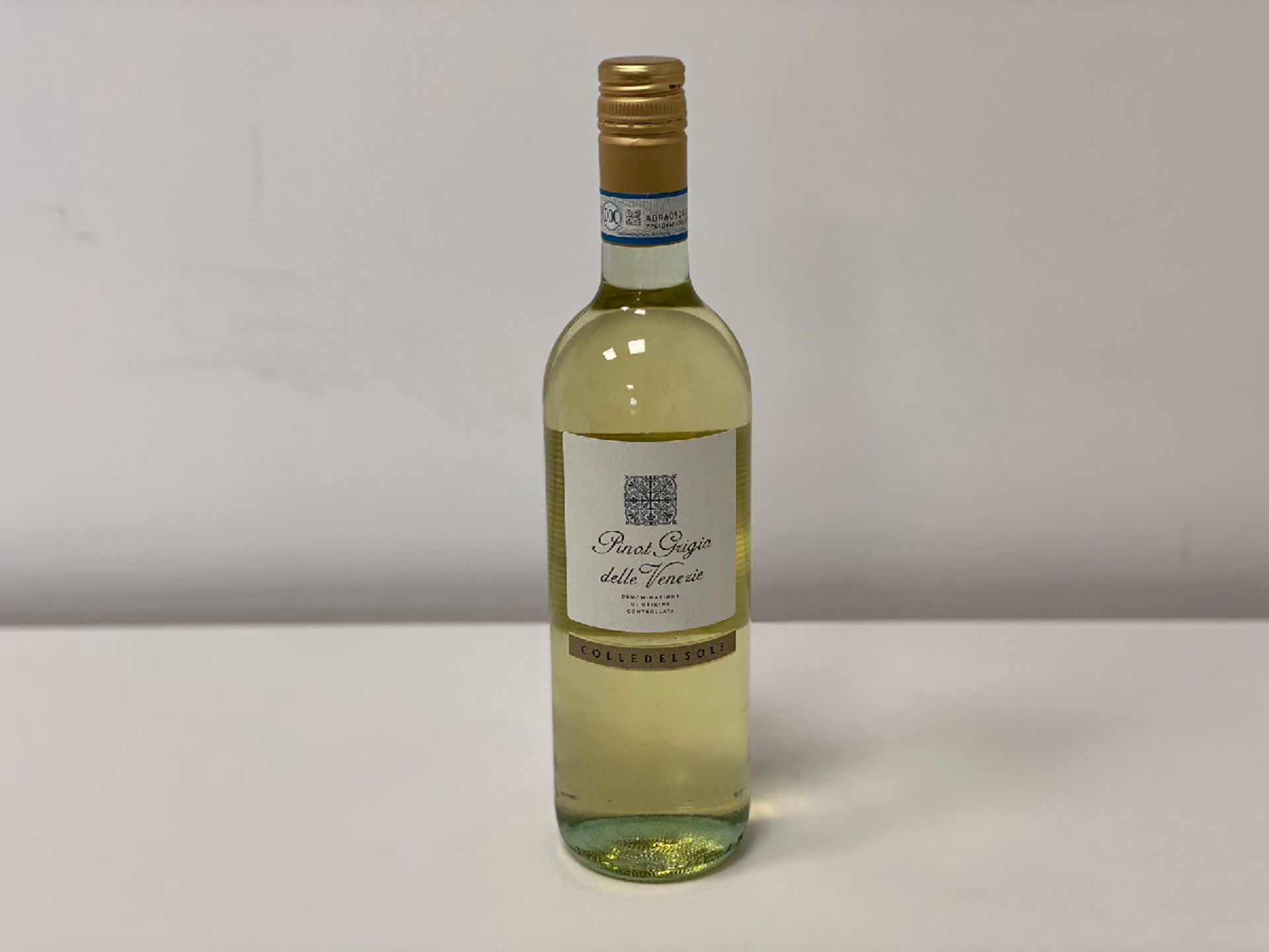 6 Bottles (1 Case) of Natale Verga - Pinot Grigio - Colle del Sole - Venezie DOC - Natale Verga - V