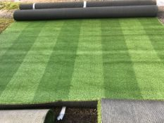 25m x 4m Total 100m2 Regency Lawn/Multi Sports Synthetic Grass