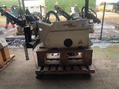 Unused Simex model FT300 wheel saw, serial no. MO18903B01, Year - 2017