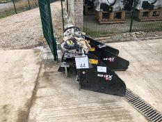 Simex model ST200 asphalt layer, serial no. MO21855B02, Year - 2018
