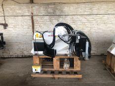 Unused Simex model FT300 wheel saw, serial no. MO19287B01, Year - 2017