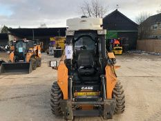 Case model SR175 mini loader with water suppression system, piped for attachments, serial no.