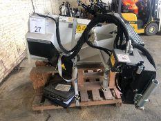 Unused Simex model FT300 wheel saw, serial no. MO18901B01, Year - 2017