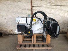 Unused Simex model FT300 wheel saw, serial no. MO19228B01, Year - 2017