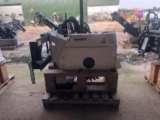 Unused Simex model FT300 wheel saw, serial no. MO19290B01, Year - 2017