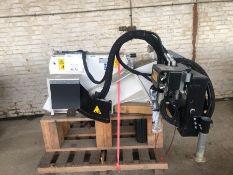 Unused Simex model FT300 wheel saw, serial no. MO19224B01, Year - 2017