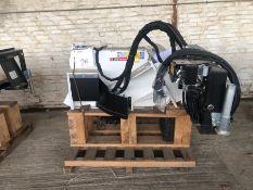 Unused Simex model FT300 wheel saw, serial no. MO19291B01, Year - 2017