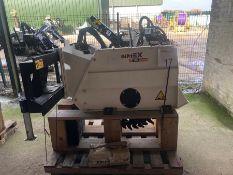 Unused Simex model FT300 wheel saw, serial no. MO19227B01, Year - 2017