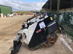 Simex model FT450 wheel saw, serial no. M019732BO2, Year -2017