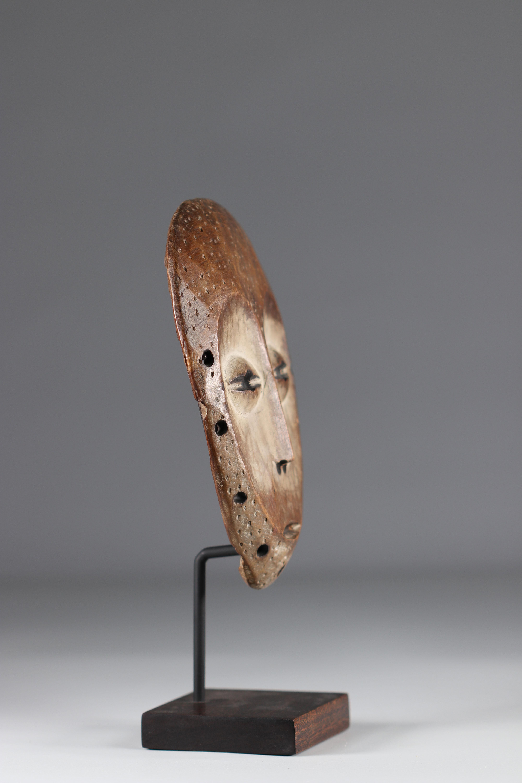 Masquette Lega mid 20th (Africa R.D.C.) 22 cm ex H. Peterheid (Germany) ex Fily Keita (USA) ex M. Bo - Image 4 of 5