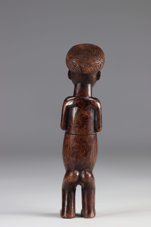 Lwena snuffbox - 20th century - DRC - Africa - Image 5 of 5
