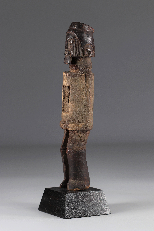 Teke ancestor statue - 1st half 20th Africa - DRC - Image 4 of 5