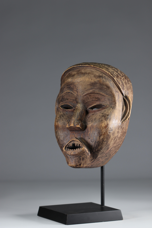 Mayombe Mask Bas Kongo DRC ca1930 - Image 2 of 5