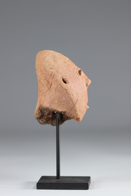 Fragment - Buro Burkina Faso, 13th-17th century - Belgian coll - Image 4 of 5