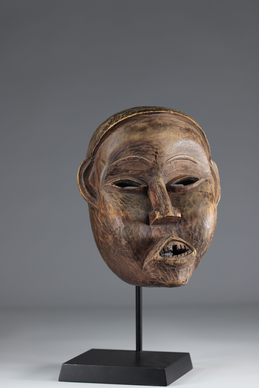 Mayombe Mask Bas Kongo DRC ca1930